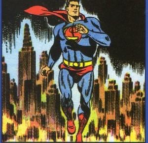Wayn Boring's Superman