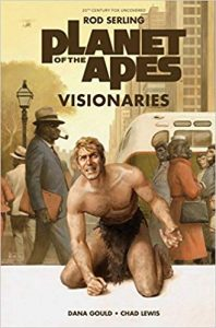 Rod Serling Planet of the Apes Visionaries cover