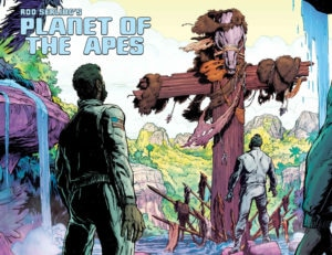 Rod Serling's Planet of the Apes Visionaries